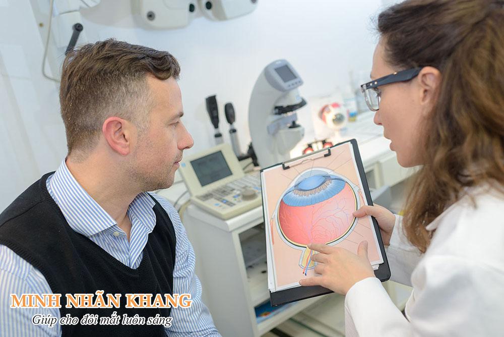 Tăng nhãn áp có chữa được không? Cách chống mù lòa hiệu quả nhất